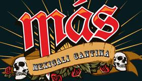 Más Mexicali Cantina Menu