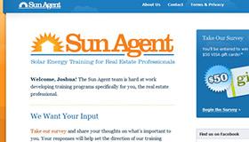 Sun Agent Concept