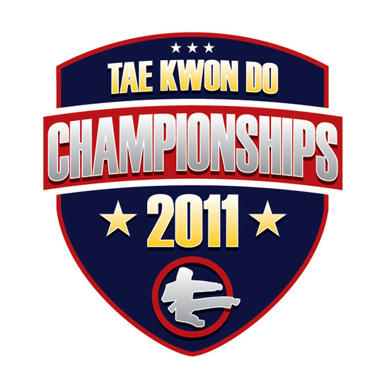 Screenshot of Tae Kwon Do Championships Logo